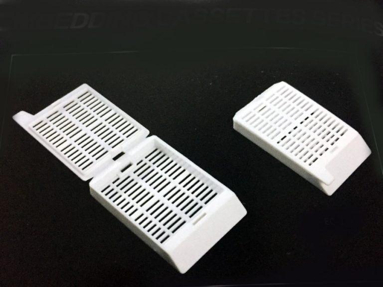Embedding Cassettes Strip Holes